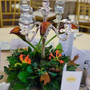 Aranjamente Florale Nunta cu tematica toamna