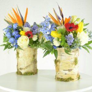 Aranjamente Florale Botez din Strelitii