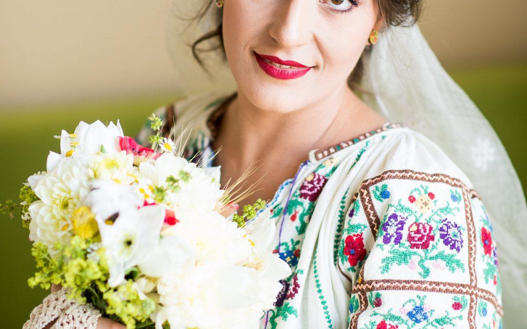 Aranjamente Florale Nunta Traditionala in Bucuresti