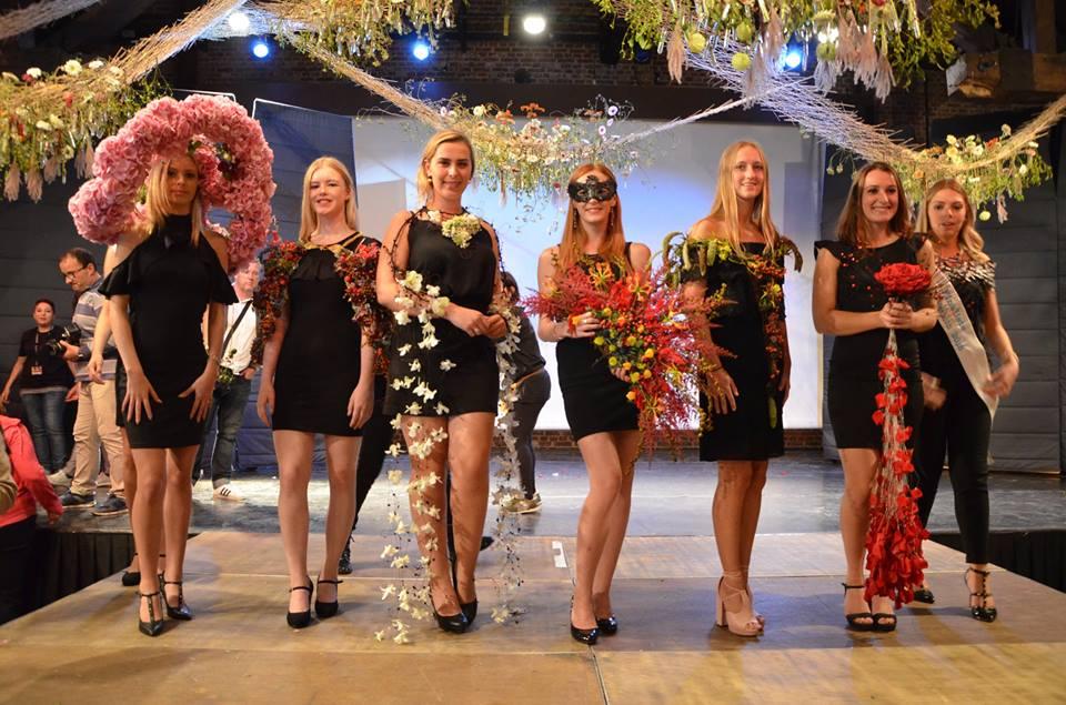 Fleuramour 2017 expresia pasionatilor de design floral