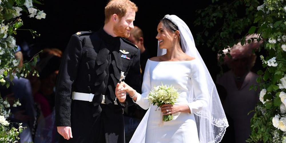 4 motive pentru care ne-am indragostit de nunta Printului Harry cu Meghan Markle