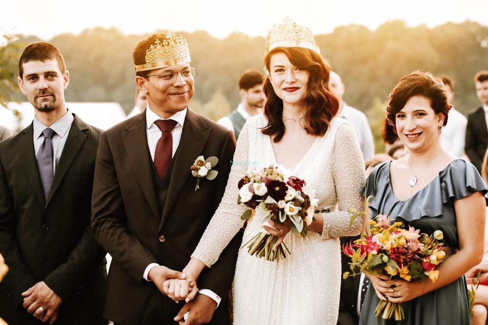 O nunta neconventionala la Casa Vlasia