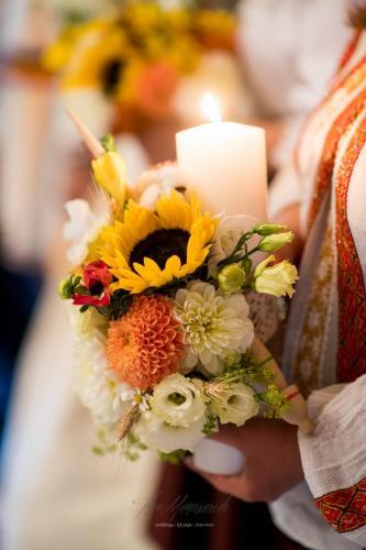 lumanari nunta traditionala