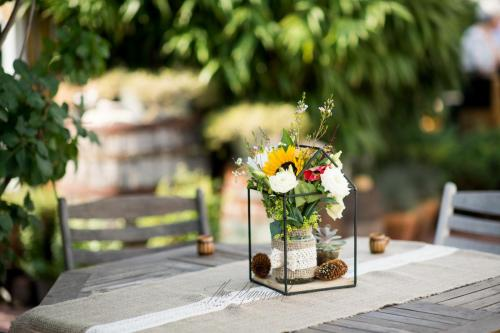 Aranjamente Florale Nunta Traditionale