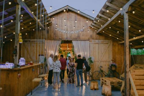 The Green Spot Wedding BARN 1